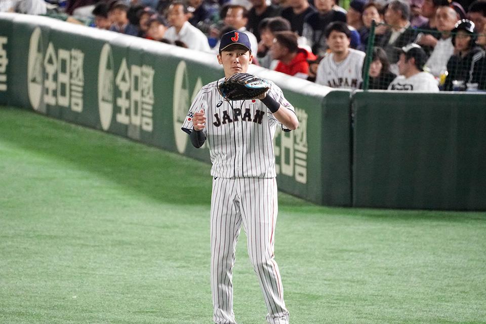 2018年日米野球 侍ジャパンVSMLBオールスター GAME3 を観戦して…2018/11/11 Sun @東京ドーム